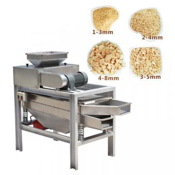 Industrial Groundnut Hazelnut Paste Almond Cashew Nut Tahini Cocoa Bean Grinding Peanut Butter Processing Machine