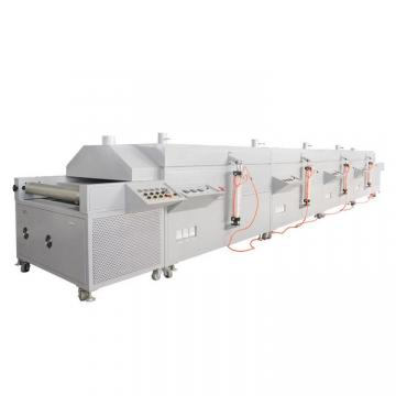 Heat Seal Air Recirculated Temperature Uniformity Drying Tunnel