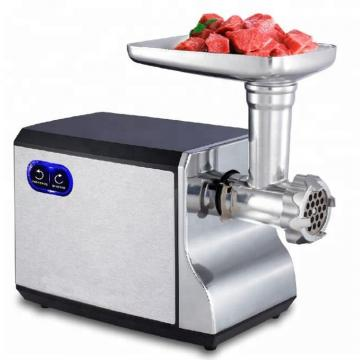 Full Automatic Meat Machine Grinder Commercial / Hamburger Meat Grinder