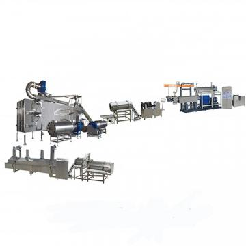2D 3D Wheat Potato Snack Pellet Making Machinery