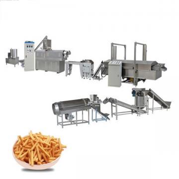 Hot Sale Pasta Macaroni Making Machine 2D 3D Fried Snack Pellet Processing Extruder Line