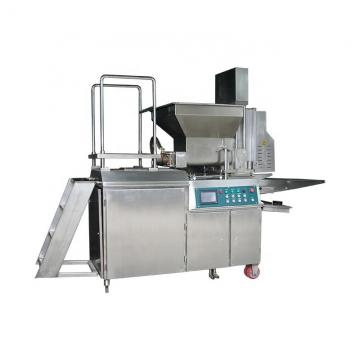 Automated Stainless Steel Burger Hamburger Press Stuffing Machine