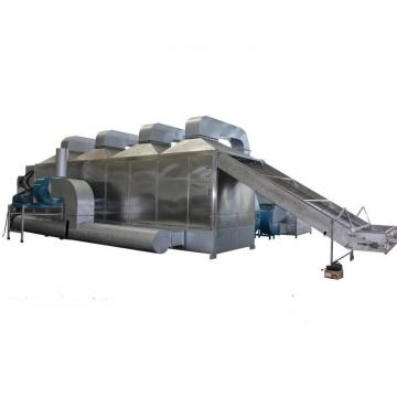 Hemp Hot Air Continuous Drying Machine Dryer Drying System