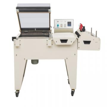Notebook/Magazine/Postcard/Book Automatic POF Shrink Wrapping/Packaging Machine