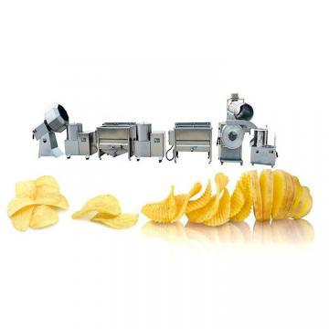 Potato Flour Pellet Corn Chips Wheat Snack Pellet Produce Machines Making Supplier