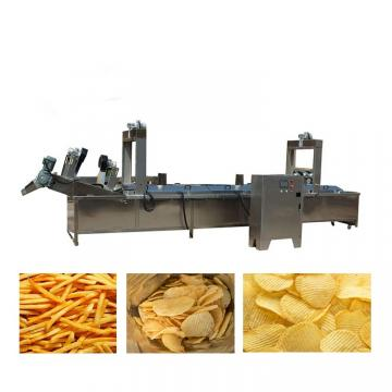 High Quality China Supplier Automatic Potato Chips Making Machine