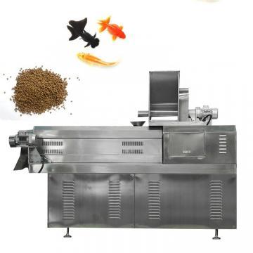 1ton/H Floating Fish Food Pellet Processing Line