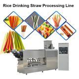 Big Capacity Edible Starw Making Machines/ Eco-Friendly Drink Starw Machine