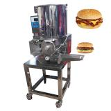Industrial Commercial Electric Hamburger Press Stuffed Burger Patty Maker
