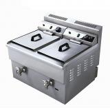 Small Batch Capacity Cocoa Beans Roaster Almonds Nuts Corn Frying Peanut Equipment with Cooling